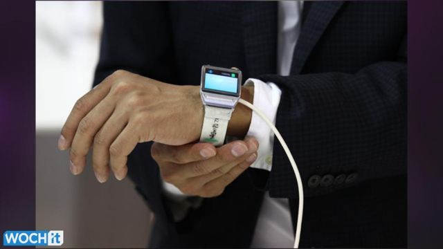 News video: Samsung Galaxy Gear To Support Galaxy S4, S3, And More